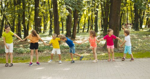 """Finnish Daycares Built Their Own """"Forests"""" and Research Shows It Helped Boost Children's Immune Systems"""