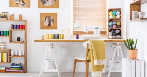 15+ Tips and Tricks That Will Help You Creatively Organize Your Craft Supplies