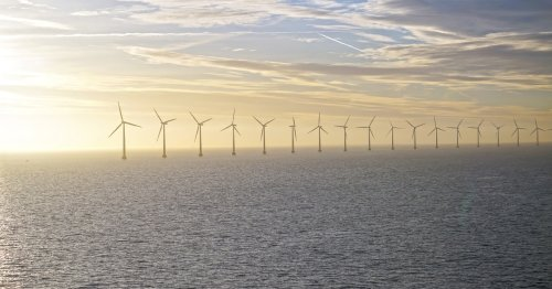 "Denmark Is Building the World's First ""Energy Island"" Full of Giant Wind Turbines"
