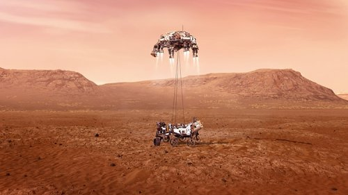 NASA Perseverance Rover Has Landed on Mars and Where It Will Live
