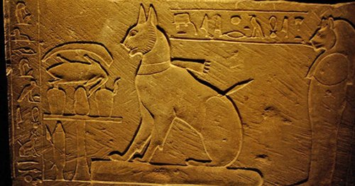 Ancient Egyptians Were Cat People: Exploring Felines and Gods in Art and Culture