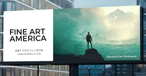 Enter This Free Art Contest and You May See Your Work on a Billboard