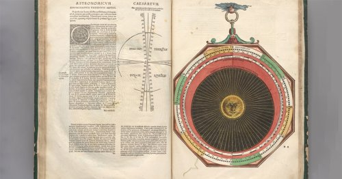 Ornate Renaissance-Era Book Helped Royalty Cast Horoscopes in the 16th Century