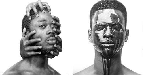 Hyperrealistic Pencil Portraits Offer a Surreal Look Into Being Black in Today's World
