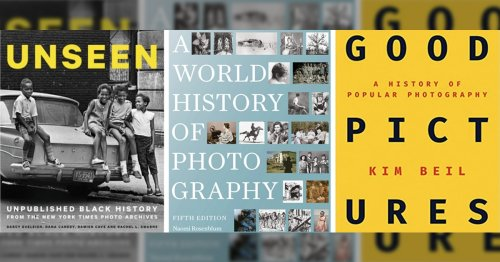 19 Awesome Books on the Long History of Photography