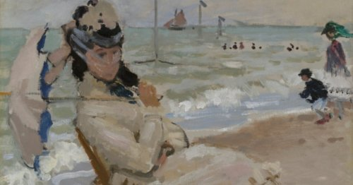 5 Famous Beach Paintings From Art History That Capture Serene Summer Days