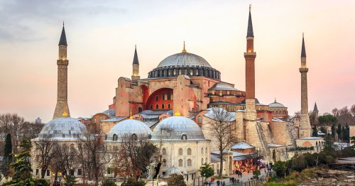 What Is Hagia Sophia? Learn How This Sacred Space Has Evolved Over Its Long History