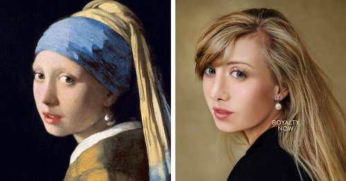 Designer Reimagines What Historical Figures Would Look Like Today