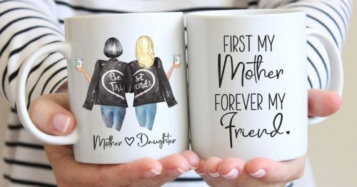 10 Personalized Mother's Day Gifts to Celebrate Mom