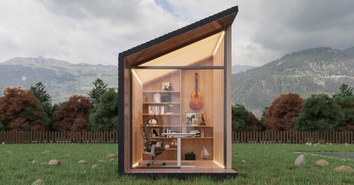 7 Work-From-Home Shed Makers Offering a Stylish Way To Get Some Much-Needed Space