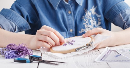 12 Online Embroidery Classes That Make It Easy to Learn Creative Stitching of All Kinds