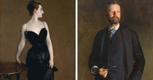Who Was John Singer Sargent? Meet the Edwardian Era's Favorite Portraitist