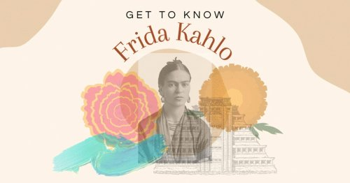Frida Kahlo: Learn About the Life of a Legendary Painter [Infographic]