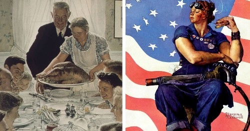 "6 Norman Rockwell Paintings Depicting the ""All American"" Culture of the 20th Century"