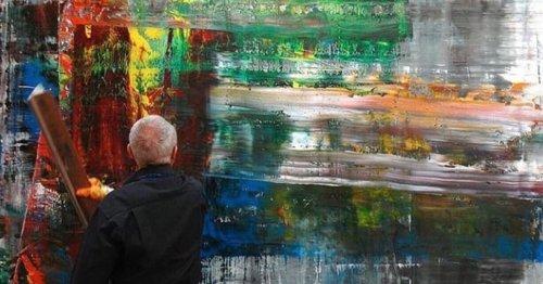 5 Gerhard Richter Artworks That Capture the Experimental Artist's Colorful Career