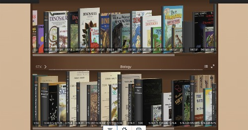 Virtual 'Library Explorer' Digitally Recreates the Thrill of Browsing Endless Book Stacks