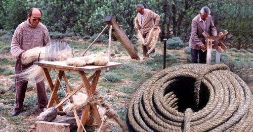 See How Traditional Hemp Rope Is Made in This Fascinating 17-Minute Documentary