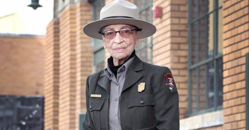 Oldest Living Ranger in the National Park Service Celebrates Her 100th Birthday