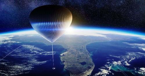 Design Studio Develops Spaceship to Take Ordinary People Into Space