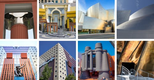 5 Postmodernist Buildings That Capture the Movement's Playful Side