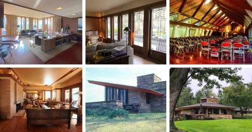 Frank Lloyd Wright Building Conservancy Announces Virtual Tour Event This Year