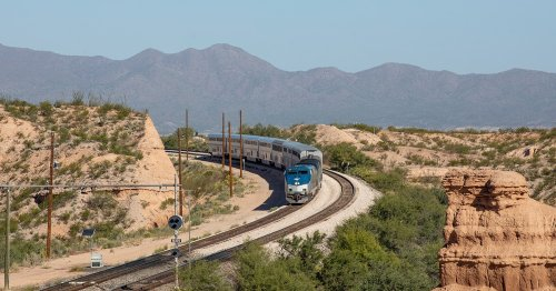 Amtrak Offers 30-Day Rail Pass With $200 Discount to Travel Across U.S. by Train