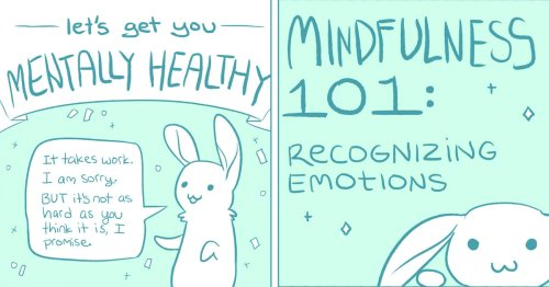 Interview: Artist with Anxiety Illustrates Mental Health Tips She Learns in Therapy