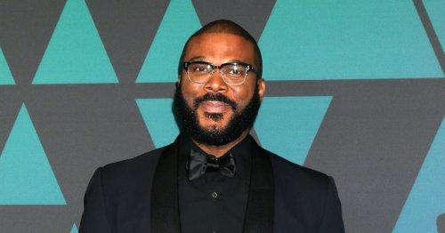 Tyler Perry's Inspiring Oscars Acceptance Speech Denounces Hate