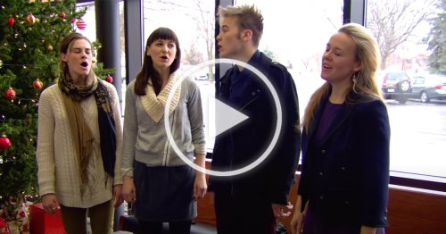 Watch the Real von Trapp Family Sing 'Edelweiss' From 'The Sound of Music'