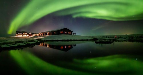 Iceland Hotel Offers Free Month Stay in Exchange for Northern Lights Photos
