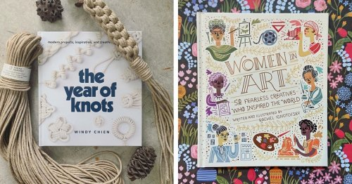 10 Art Books That Will Nourish Your Creative Soul This Month