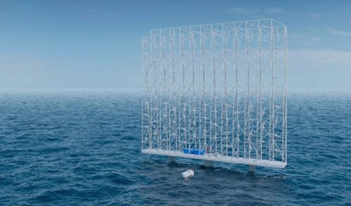 These Floating Power Grids Can Produce Enough Energy to Power 80,000 Homes