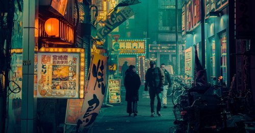 Photographer and Game Designer Liam Wong on His Cinematic Shots and Eye for Composition [Podcast]