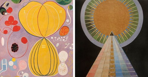 5 Abstract Paintings by Hilma af Klint That Capture Her Colorful View on Life