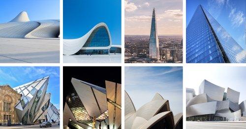 5 Futuristic Buildings Showcasing the Aesthetics of Contemporary Architecture