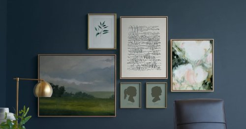 5 Tips on How to Create Your Dream Gallery Wall
