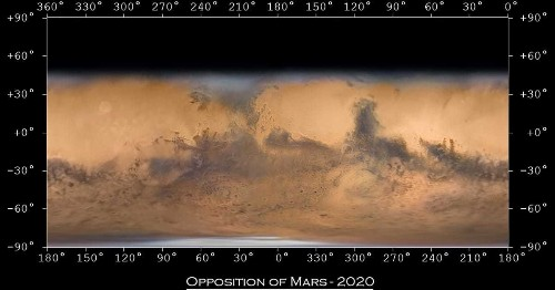 Take a Look at the Most Detailed Map of Mars Photographed From Earth