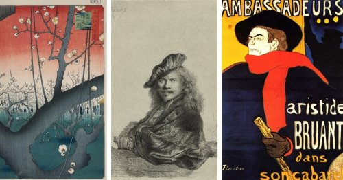 What Is Printmaking? A Look at the History of Creating Art in Multiples