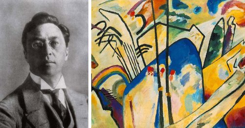 Discover the Famous Works of Wassily Kandinsky, the Artist Who Painted Music