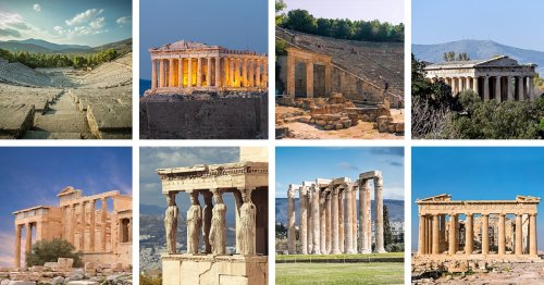 5 Classical Buildings That Chronicle the Wonder of Ancient Greek Architecture