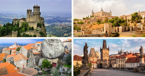 6 European Cities From Medieval Times That Are So Well-Preserved You Can Still Visit Them Today