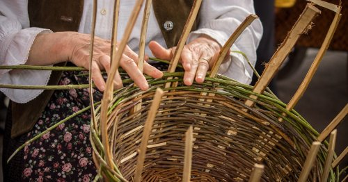 Learn About the Ancient Art of Basket Weaving and How You Can Make Your Own