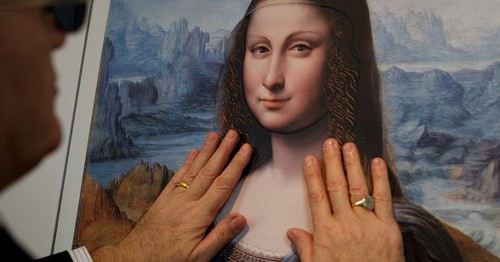 Art Museums Are Creating 3D Versions of Paintings for Visually Impaired People To Touch