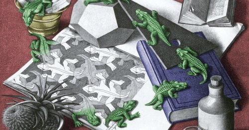 Learn About M. C. Escher, the Legendary Artist Who Created Mind-Bending Artwork