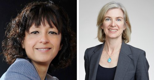 Two Women Are Awarded the Nobel Prize in Chemistry for the First Time in History