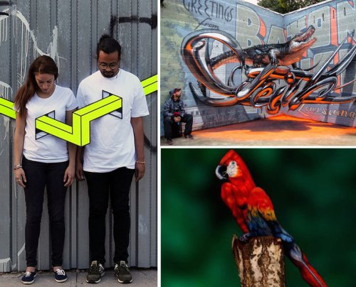 Top 12 Most Mind-Bending Illusions in 2014