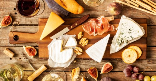 Study Finds That Enjoying Wine and Cheese Might Actually Help You Avoid Dementia Later in Life