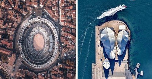 Get a Bird's-Eye View of UNESCO World Heritage Sites Across the Globe