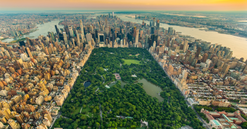 Stroll Through the Fascinating Design History of NYC's Iconic Central Park