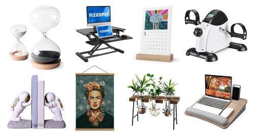 30 Creative Products That Offer a Fun Refresh For Your Home Office
